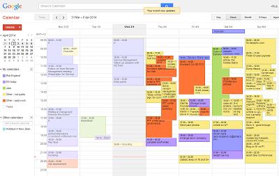 Stop Procrastinating with Google Calendar