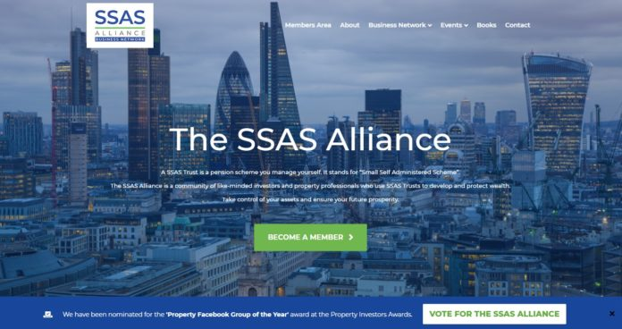 SSAS Alliance Homepage